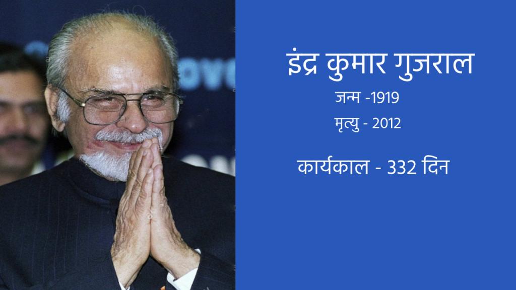 भारत के बारहवें प्रधानमंत्री