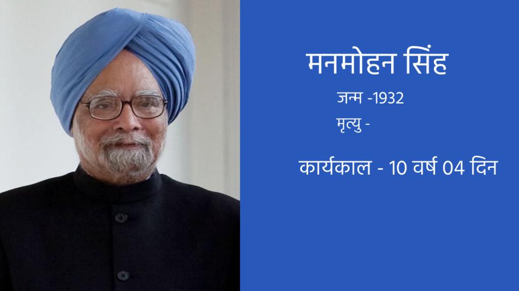 भारत के तेरहवें प्रधानमंत्री